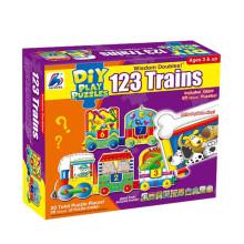 Juego de Puzzle para Niños Número de Juego DIY para la Venta (10222967)