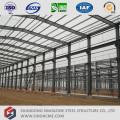 Vorgefertigte leichte Stahlkonstruktions-Werkstatt