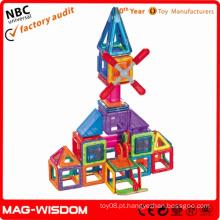 Brinquedos transformáveis magnéticos do robô