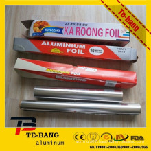 2014 SGS new product A8011 H O competitive price aluminium foil with cutter high quality in china