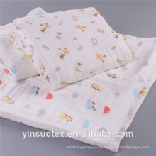 Breath freely blanket fabric wholesale baby blanket fabric