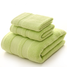 Plain Color Bath Towels
