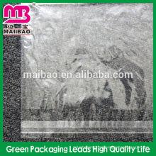 Vea a través del bolso de OPP Impresión en color personalizada para el bolso del caramelo de la boda
