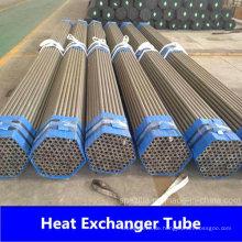 ASTM A213 T5 T2 T9 T11 Nahtloses Stahllegierungsrohr für Kessel