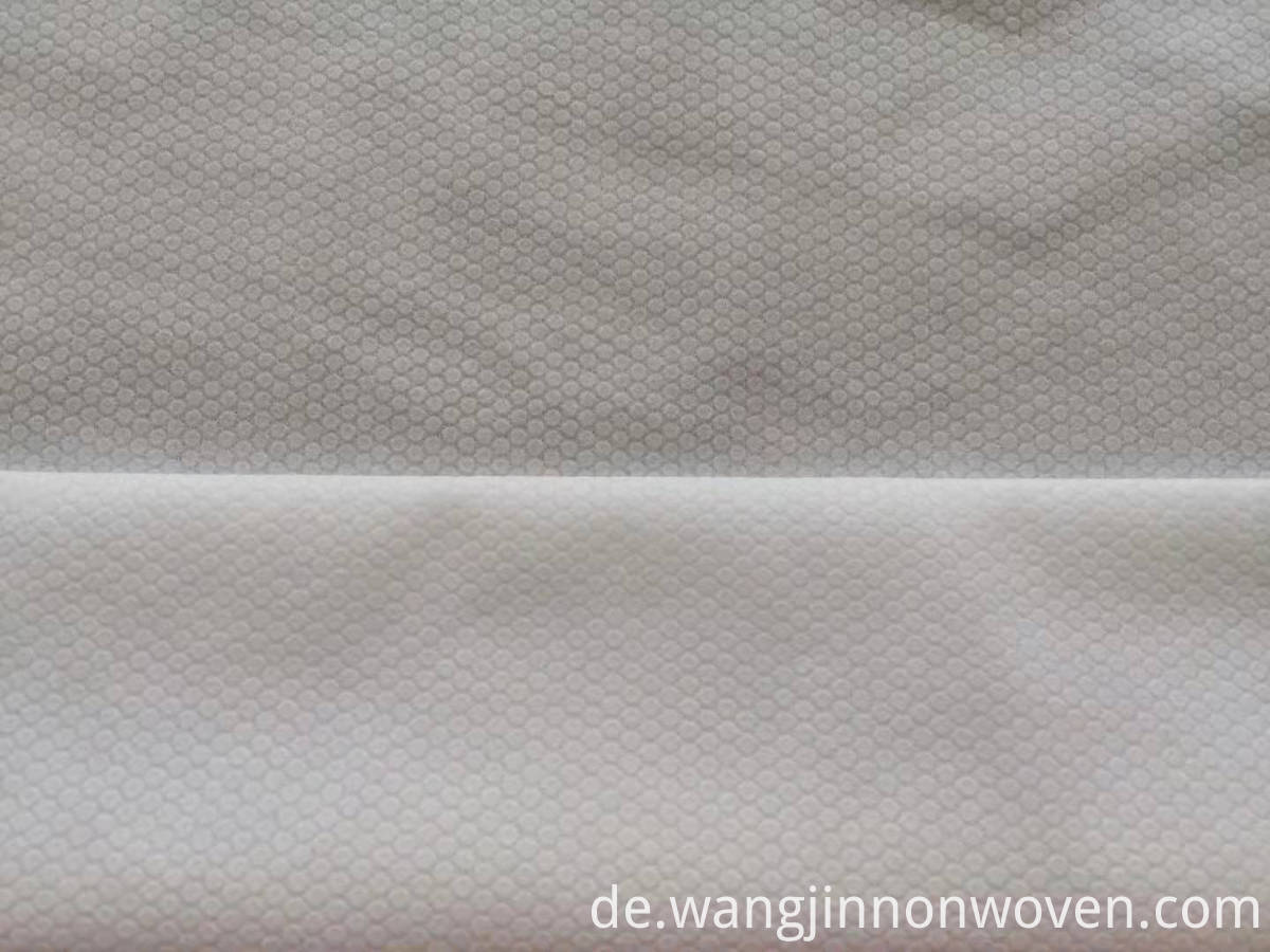 Plain Spunlace Nonwoven Fabric