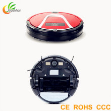 Mini limpiador automático de la robusteza con el muro virtual