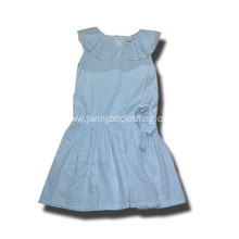 girls 100% cotton stripe dress