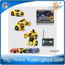 2014 Neueste 2ch Remoe Kontrolle Deformation Auto Spielzeug, rc Deformation Auto H124238