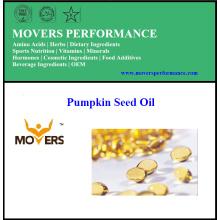 Huiles de graines de citrouille / capsules végétales / Pas de conservateurs