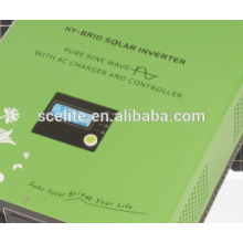 SKN-MDS inversor solar Hy-Bride de onda sinusoidal pura
