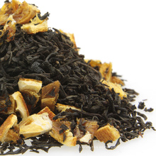 A granel al por mayor Digestive Tarde Blend Tea Lemon Tea Bags Lemon Black Tea