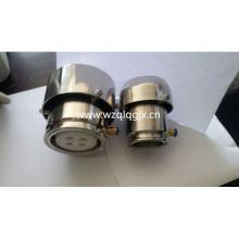 Válvula de retención de compresor de aire de acero inoxidable de alto rendimiento