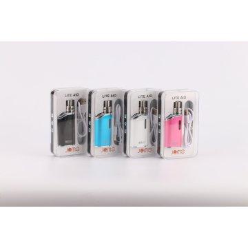China Großhändler Variable Spannung Wattzahl Mod Hersteller Verzeichnis E Zigarette Kit Lite Aio Tc Box Mod