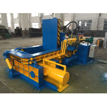 Hydraulic Waste Scrap Metal Chips Baler Machine