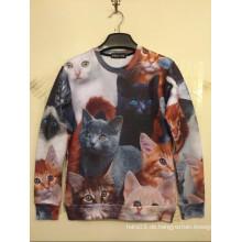 Tier Katzen Shirt für Liebhaber