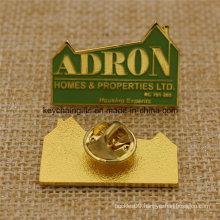 Promotion Custom Metal Enaml Company Logo Pin Badge