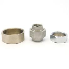 Service d'OEM noix hexagonale en acier inoxydable
