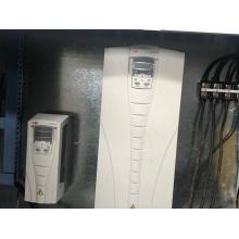 Plastic PVC pipe extruder machine