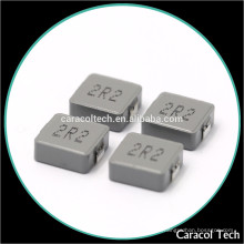 Inductor de potencia SMD con una clasificación de corriente de hasta 5 A y una resistencia muy baja