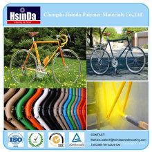 Revestimento popular do pó da cor de Ral & de Pantone para a bicicleta