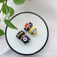 Pendrive de memoria USB de animales de dibujos animados