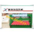 Rolling shutter door profiling equipment