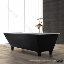 Ванная комната брось ванны в ванной проливной дождь ванны