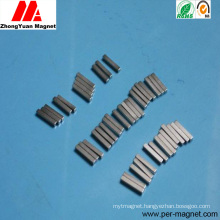 Sintered Permanent Block NdFeB Neodymium Magnet with Phosphate Coating