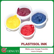 Циньи лучшей цене Пластизоля Чернила для ткани