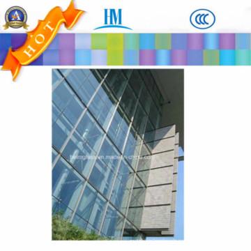 Светоотражающее стекло / прибор / Архитектура / Стеклянная занавеска / Строительное стекло