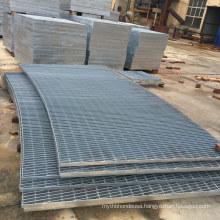 Hot Dipped Galvanized Steel Structure Platform Steel Grating