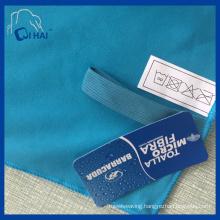 Solid Color Microfiber Suede Towel (QHDA5600)