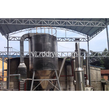 Máy tạo mẫu LPG Model Centrifugal Atomizer Soy Protein Spray Dryer