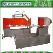 High performance SS round metal cutting machine