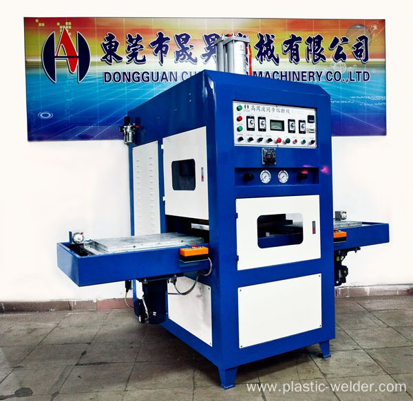 10KW High Frequency Medical Blood Bag PVC Welding Machine