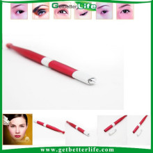 2015 getbetterlife nouvelle arrivée OEM ODM sourcil manuel maquillage permanent stylo/manuel tatouage plume /embroidery pen