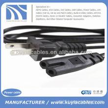 Connecteur USB à 2 broches Adaptateur Câble Câble pour VCR Ordinateur portable Ps2 Ps3 Slim