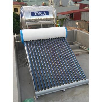 Non-pressurized solar water heater 200L