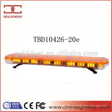 Emergencias Ambar ADVERTENCIA Led Lightbar policía luz bar (TBD10426-20e)