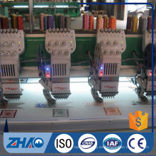 2needles 15heads máquina de bordado de computadora multicolor hecho en China