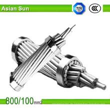 ACSR Kabel/Aluminium Dirigent Stahl verstärkt
