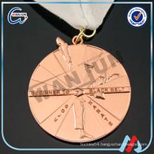 Hot sale Professional plating bronze olympi medal
