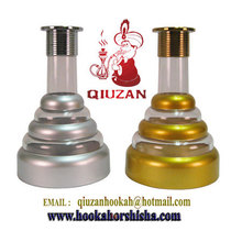 Big Size Glass Hookah Shisha Vase Wholesale