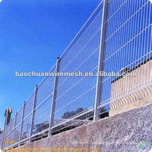 CBT-65 galvanización en caliente 358 malla de seguridad malla prisión