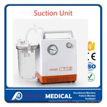 Unité portative chirurgicale d'absorption de flegme Jx820d
