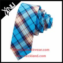 Neue Produkt 100% Baumwolle nach Maß Mens Skinny Krawatten
