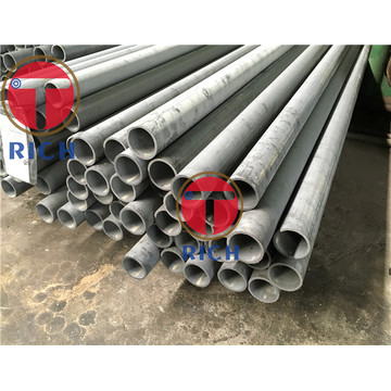 4130 Seamless Precision Steel Pipes  Round Tube