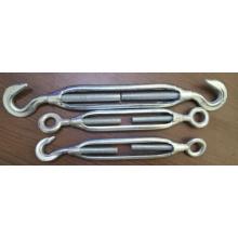 China Manufacturer Galvanize Frame JIS Type Turnbuckle Eye&Hook