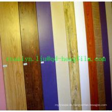 Hochglanz dekorative PVC starre Folie zum Laminieren von Decke, Türen, Boden, Kanten, Foto