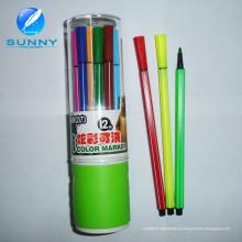 Подгонянная Multi акварель маркер ручка для Промотирования